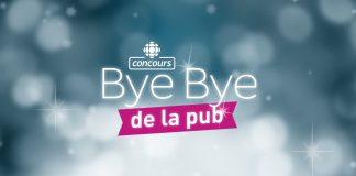 Concours Bye Bye 2019 De La Pub