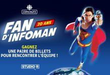 Concours Radio-Canada Fan d'Infoman
