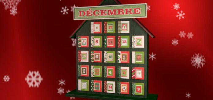 Concours Salut Bonjour Calendrier de Noël