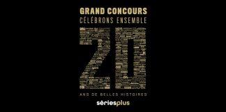 Concours 20 Ans De Belles Histoires de Séries Plus