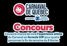 Concours Carnaval de Québec du Journal de Québec