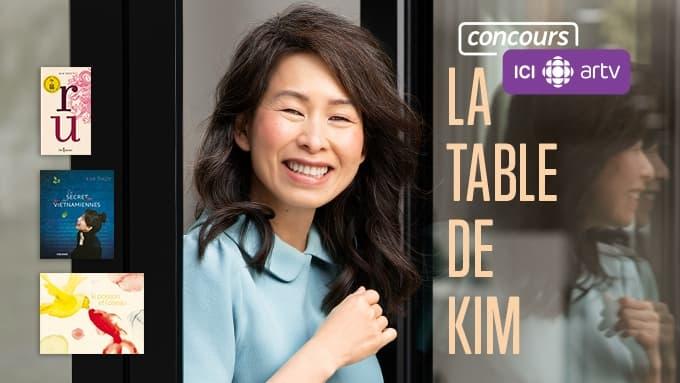 Concours La Table de Kim de Artv
