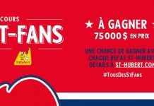 Concours St‐Fans de St-Hubert