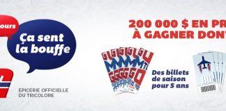 Concours Ça Sent La Bouffe de IGA