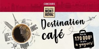 Concours Destination Café de Boni Soir