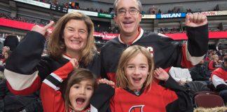Concours Expérience de Hockey VIP Pour La Famille de Radio-Canada