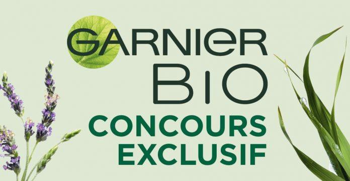Concours Garnier Bio de Uniprix