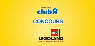 Concours Legoland New York de Toys R Us