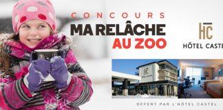 Concours Ma Relâche Au Zoo De Granby