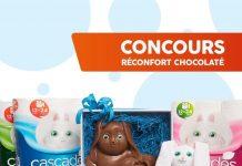 Concours Cascade Réconfort Chocolaté