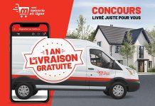 Concours Metro Livré Juste Pour Vous