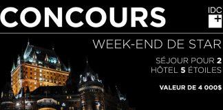 Concours Noovo Weekend De Rêve IDC DERMO