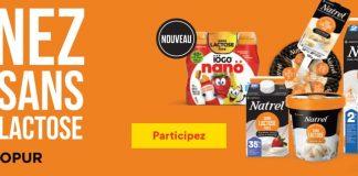Concours Super C Sans Lactose Agropur