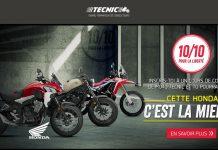 Concours Tecnic Cette Honda, C'est La Mienne