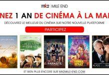 Concours La Presse MK2 MILE END