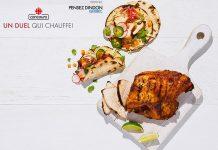 Concours Les Chefs Un Duel Qui Chauffe