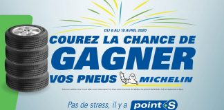 Concours Point S MICHELIN