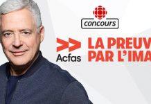 Concours Radio Canada Découverte La Preuve Par l'Image