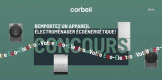 Concours Corbeil Électroménagers Votre Éco-Électro