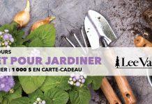 Concours Du Jardin Dans Ma Vie Prêt Pour Jardiner