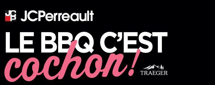 Concours JC Perreault Le BBQ C'est Cochon