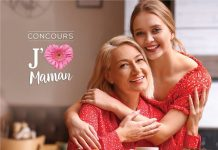 Concours Jean Coutu J'aime Maman