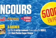 Concours Club Piscine du Journal de Québec