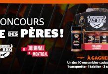 Concours Journal De Montréal Fête Des Pères