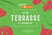 Concours Radio Canada Terrasse 2020