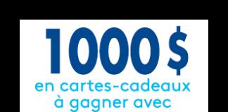 Concours Jean Coutu Infolettre