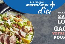 Concours Metro Porc du Québec