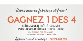 Concours Stokes Cook It