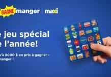 Concours Gagne Manger Maxi