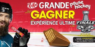 Concours Kit Kat Grande Pause Hockey