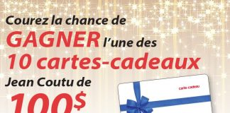 Concours Publisac Jean Coutu