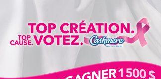 Concours Cashmere Top Création