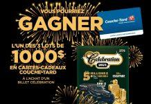 Concours Couche Tard Célébration 2021