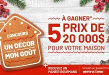 Concours Metro Décor À Mon Gout