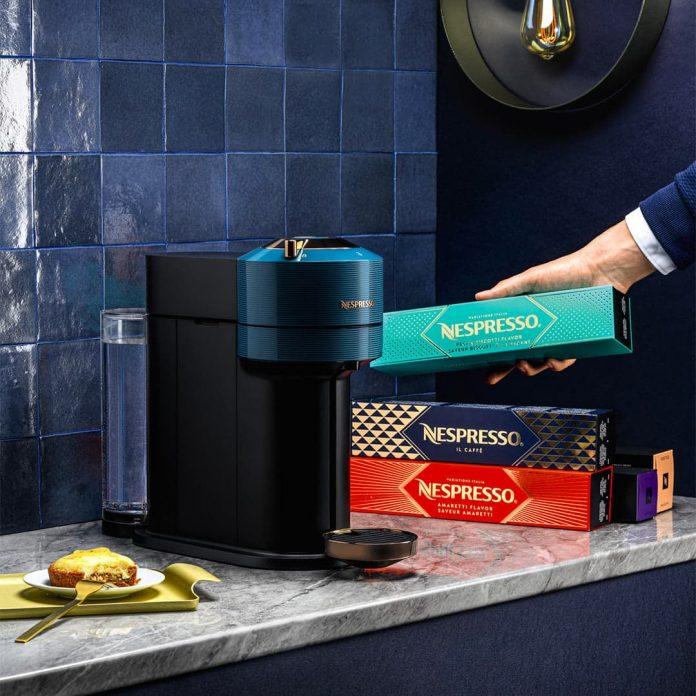 Concours Salut Bonjour Nespresso