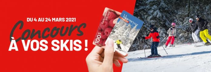 Concours Metro À Vos Skis