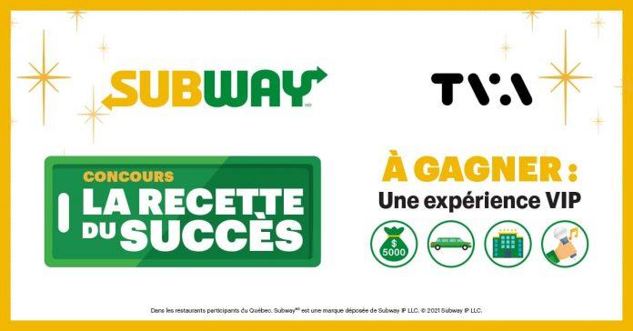 Concours Star Académie Subway La Recette Du Succès