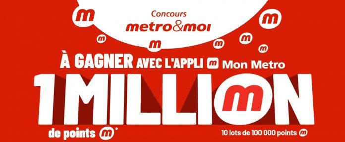Concours Metro Et Moi Mon Metro