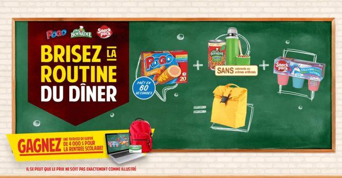 Concours Les Favoris Du Diner