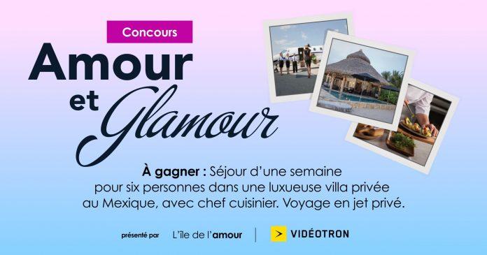 Concours TVA L'Île De l'Amour