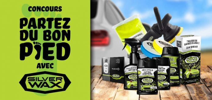 Concours RPM Silverwax