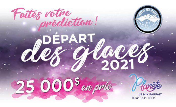 Concours Le Départ Des Glaces 2021