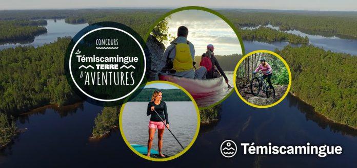 Concours SB Privilèges Le Témiscamingue, Terre d'Aventures